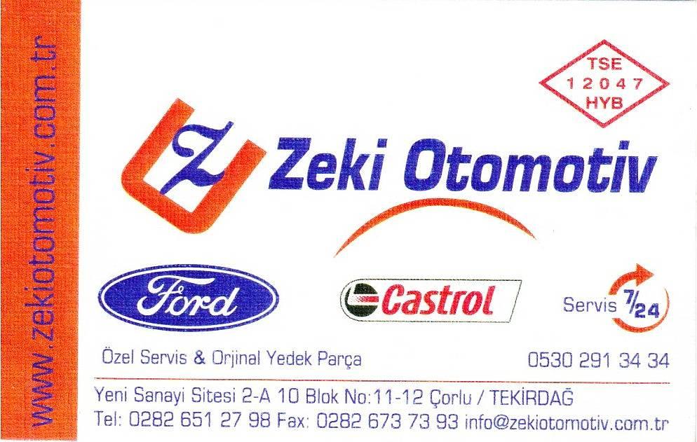 Zeki Otomotiv