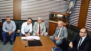 Kültür Merkezinin Protokolü İmzalandı