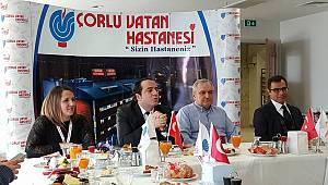 Özel Çorlu Vatan Hastanesi'nde Hizmette Yeni Dönem