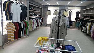 Çerkezköy Belediyesi El Ele Butik Mağazası Açıldı