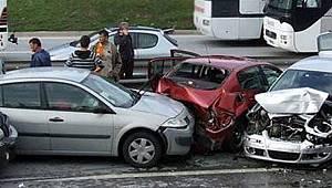 Kırklareli'nde Zincirleme Kaza, 29 Yaralı