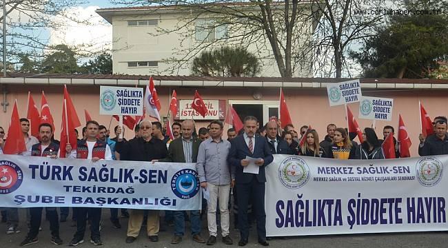 112 Yetkilileri Çalışanlarına Sahip Çıkmadı