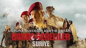 Bordo Bereliler Suriye - Türkçe