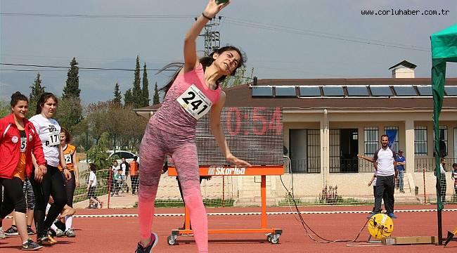 Ergene Belediyesi Atletizm Spor Kulübü, Başarılarını Sürdürüyor