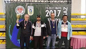 ÇBSK Briç Takımımız Trakya Şampiyonu Oldu