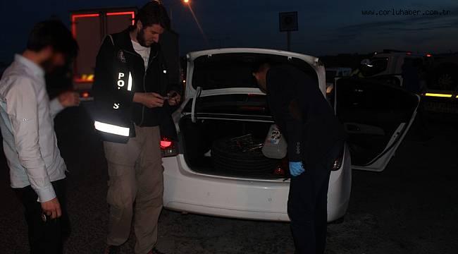 Polis Ekipleri Huzurlu Bir Çorlu İçin Çalışıyor