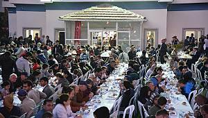 Ramazan Ayının İlk İftarı Aşevi'nde Verildi