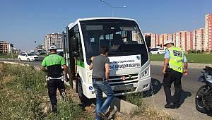 Otobüs Şoförü Uyuşturucu Kullanıp Yola Çıktı