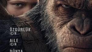 Maymunlar Cehennemi: Savaş - Türkçe Dublaj