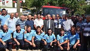 Tekirdağ'ın Gönüllü İtfaiyecilerine Yenileri Eklendi