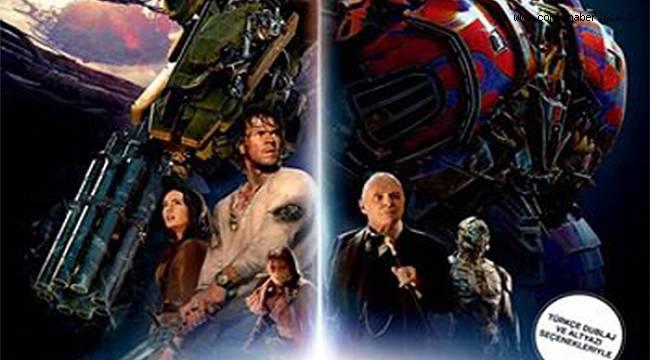 Transformers 5: Son Şövalye - Türkçe Dublaj