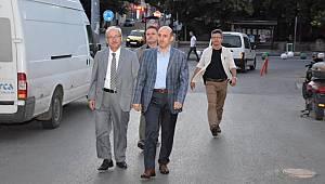 Başkan Albayrak Kırklareli Valisi Orhan Çiftçi'yi Ziyaret Etti