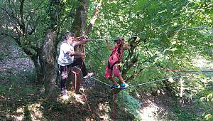 Çocuklar Doğayla Buluşuyor