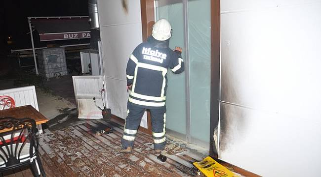 Çorlu'da Eğlence Mekânına Monotoflu Saldırı