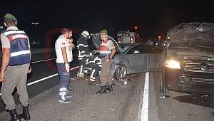 Ergene'de Alkollü Sürücü Dehşet Saçtı, 7 Yaralı