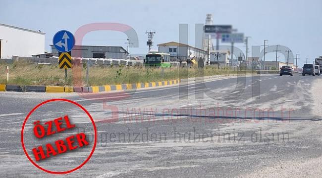 Tekirdağ CHP Belediyesi Diye Mi Karayolları Çalışmıyor?