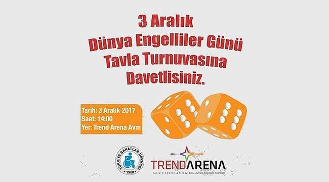 Dünya Engelliler Gününe özel Turnuva Güncel Bölgenizden