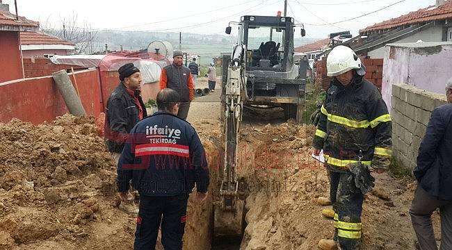 Altyapı Çalışmaları İşçilerin Sonu Olacak