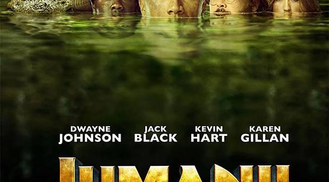 Jumanji: Vahşi Orman - 3D / Türkçe Dublaj