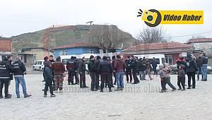 Kore Mahallesi'ne Operasyon, 6 Gözaltı