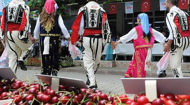 Kiraz Festivali'nin Tarihleri Belli Oldu
