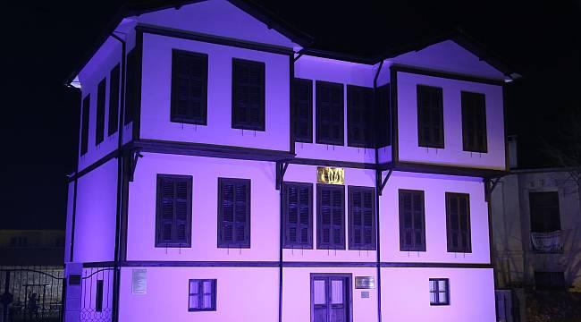 Kırklareli Belediyesi Mavi Işık Yaktı
