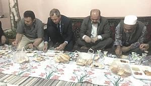 AK Parti İlk Orucunu Aydoğdu Mahallesi'nde Açtı