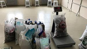 Atık Piller Süleymanpaşa Belediyesi Ekiplerince Toplandı