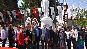 Çavuşköy Mahallesi Atatürk Anıtına Kavuştu