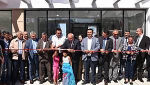Şehit Turgut Arslan Aile Yaşam Merkezi'nin Açılışı Gerçekleşti