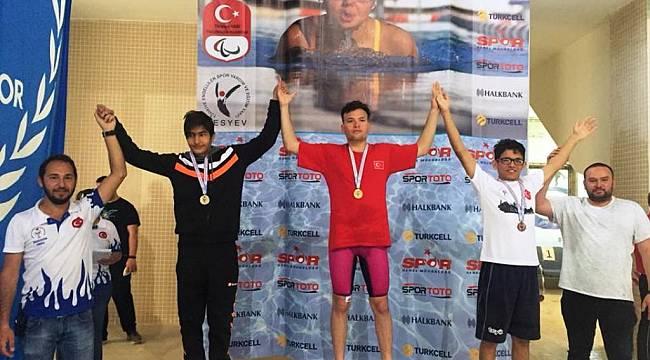 Süleymanpaşalı Özel Milli Sporcu Kulvardan 7 Madalya İle Çıktı
