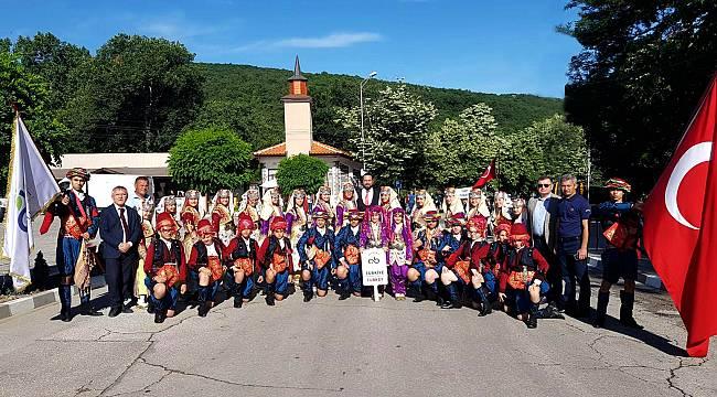 Halk Oyunları Ekibimiz Festivalden Birincilikle Döndü