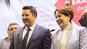 """Başkan Alkaya, """"Meral Akşener Genel Başkanımızdır"""""""