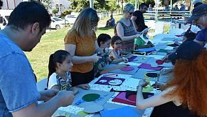 Süleymanpaşalı Çocuklar Sanatı Ustalarından Öğreniyor