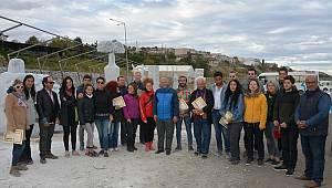 4. Bisanthe Uluslararası Taş Heykel Sempozyumu Kapanış Töreni İle Sona Erdi