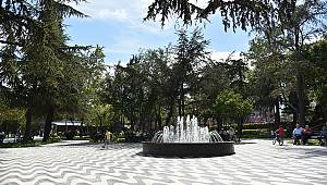 Atatürk Parkı ve Park Kafe Hizmetinizde