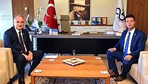 Başkan Sarıkurt TESKİ Yatırımlarını Değerlendirdi