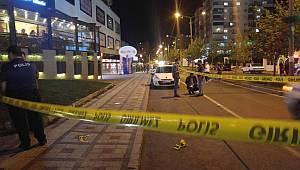 Cadde Ortasında Silahlı Kavga, 2 Yaralı