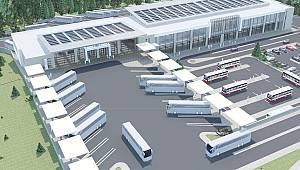 Çorlu Otobüs Terminali İhalesi Yapıldı
