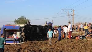 Çorlu Tren Kazası Önergesine Bakan'dan Skandal Yanıt!