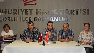 Devrimci Demokrat Hareket Grubu CHP'de Ön Seçim İstedi