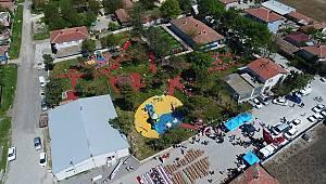 Ergene'de Park Sayısı 78'e Yükseldi