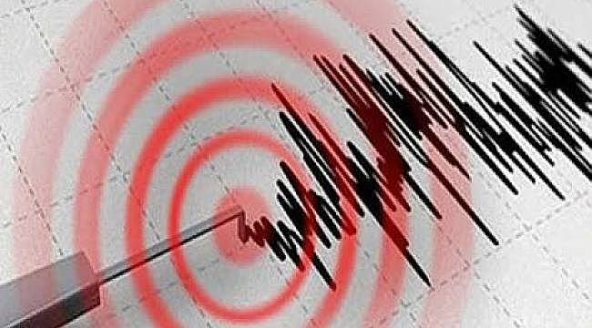 Tekirdağ'da Deprem