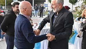 """Gafur Uzunel Süleymanpaşa'da """"Seyir Defteri"""" Sergisini Açtı"""