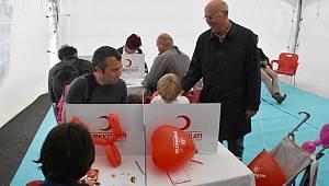 Hayat Kurtaran Kampanyaya Süleymanpaşalılar Sahip Çıktı