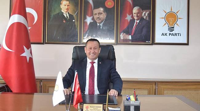 AK Parti Kulislerinde Sarıer İsmi Öne Çıkıyor