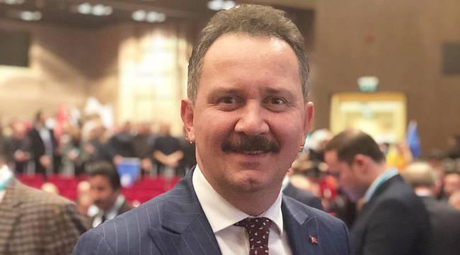 Ak Parti'nin Tekirdağ Belediye Başkan Adayı Mestan Özcan Oldu