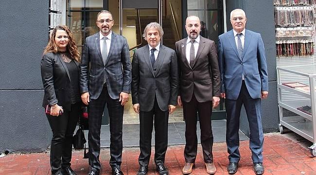 Atalay Beyoğlu Belediye Başkanı Demircan'ı Ziyaret Etti