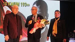 Ergene Belediyesi 10 Kasım Atatürk'ü Anma Programı Düzenledi