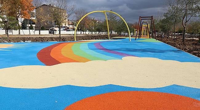 Marmaracık Mahallesinde Büyük Park Projesi Hayata Geçiyor
